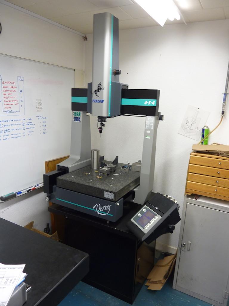 B&S ETALON DERBY 454 - macchina di misura